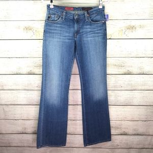 Ag jeans Women's size 26R The Angel NWOT